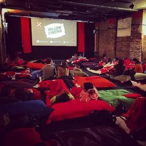Pillow Cinema 2